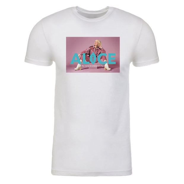 The L Word: Generation Q The Alice Show Season 2 Logo Adult Short Sleeve T-Shirt