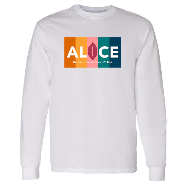 The L Word: Generation Q The Alice Show Logo Adult Long Sleeve T-Shirt
