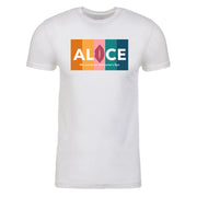 The L Word: Generation Q The Alice Show Logo Adult Short Sleeve T-Shirt