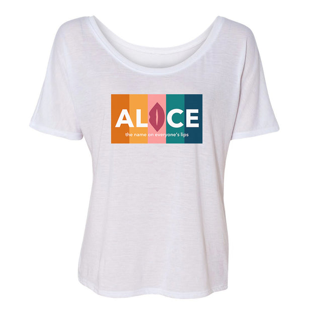 The L Word: Generation Q The Alice Show Logo Women's Relaxed T-Shirt