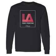 The L Word: Generation Q LA For Porter Adult Long Sleeve T-Shirt