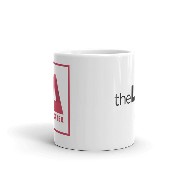 The L Word: Generation Q LA For Porter White Mug