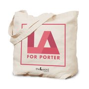 The L Word: Generation Q LA For Porter Canvas Tote