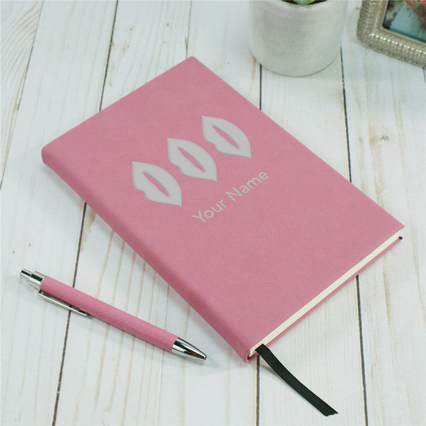 The L Word: Generation Q The Alice Show Lips Personalized Notebook