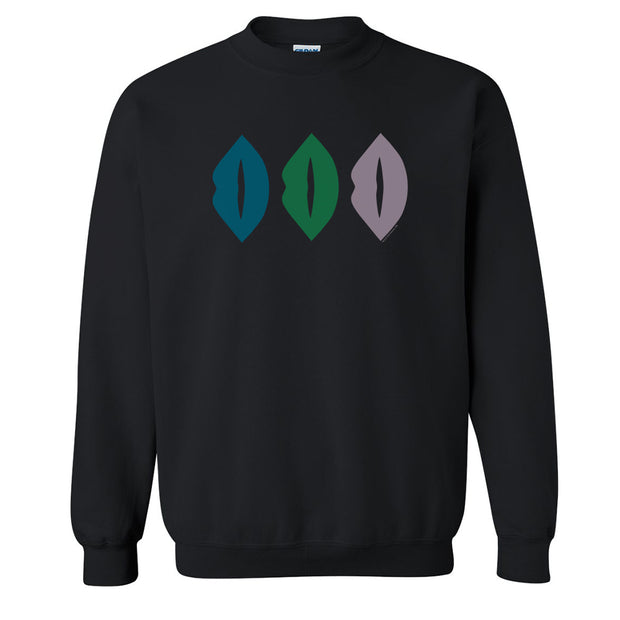 The L Word: Generation Q The Alice Show Lips Fleece Crewneck Sweatshirt