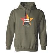 The L Word: Generation Q Bette Porter's Equality Star Fleece Fleece Hooded Sweatshirt