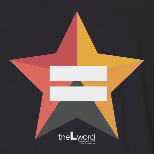 The L Word: Generation Q Bette Porter's Equality Star Women's Relaxed T-Shirt