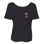The L Word: Generation Q Palm Trees Women's Relaxed T-Shirt