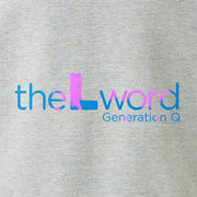 The L Word: Generation Q Tropical Logo Fleece Crewneck Sweatshirt