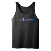 The L Word: Generation Q Tropical Logo Adult Tank Top