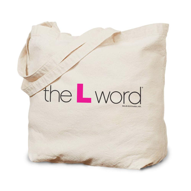 The L Word Logo Canvas Tote Bag