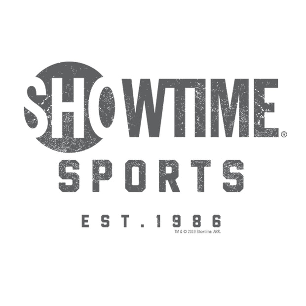 SHOWTIME Sports Est. 1986 Drawstring Bag