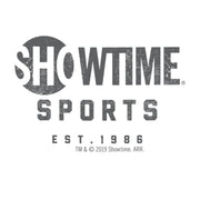 SHOWTIME Sports Est. 1986 20 oz Screw Top Water Bottle with Straw