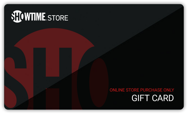 SHOWTIME Store eGift Card