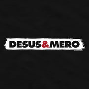 Desus & Mero Production Logo Adult V-Neck T-Shirt