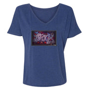 Desus & Mero Bronx Women's Relaxed V-Neck T-Shirt