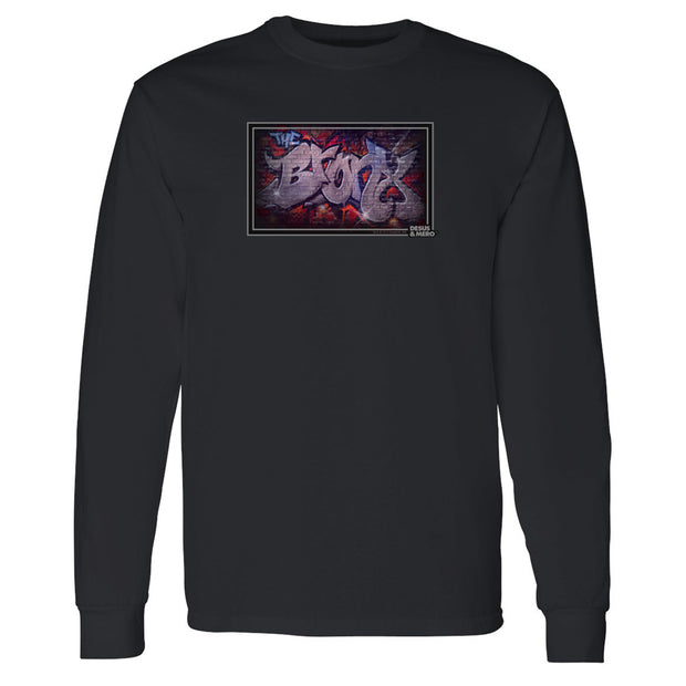 Desus & Mero Bronx Adult Long Sleeve T-Shirt