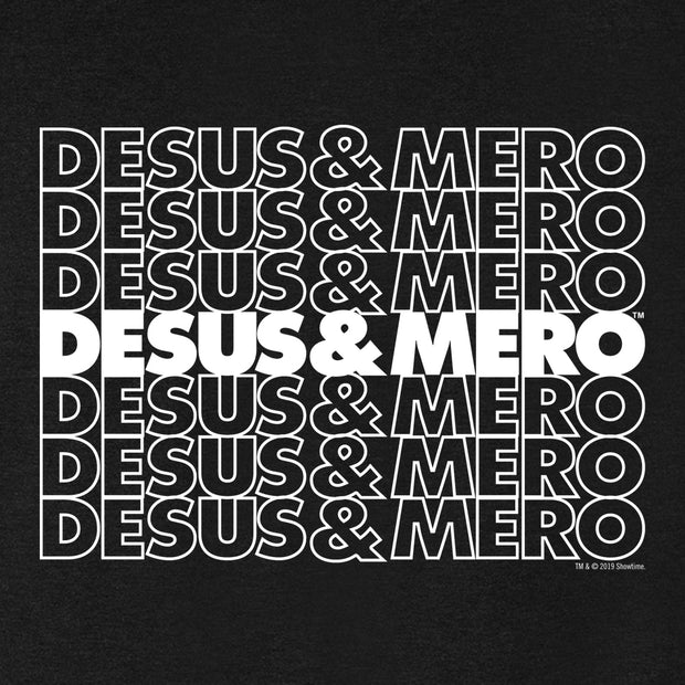 Desus & Mero Repeat Men's Tri-Blend T-Shirt