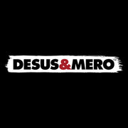 Desus & Mero Production Logo 15 oz Black Mug