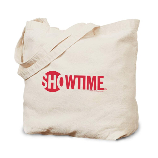 Showtime Logo Canvas Tote