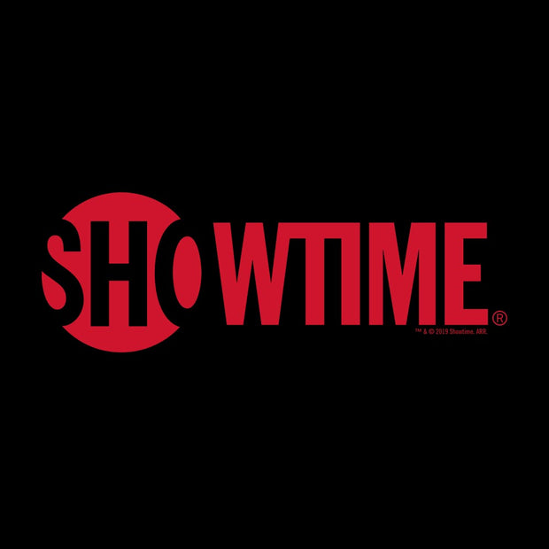 SHOWTIME Logo Men's Tri-Blend T-Shirt