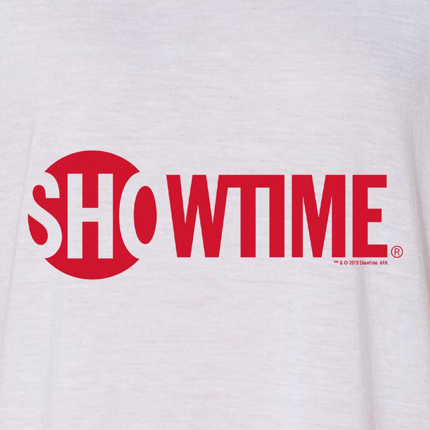 Showtime Logo Women's Relaxed T-Shirt