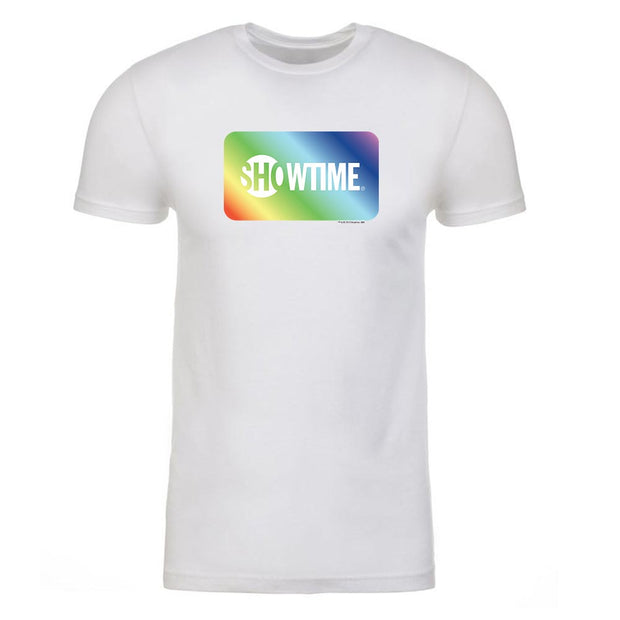 Showtime Pride Box Adult Short Sleeve T-Shirt