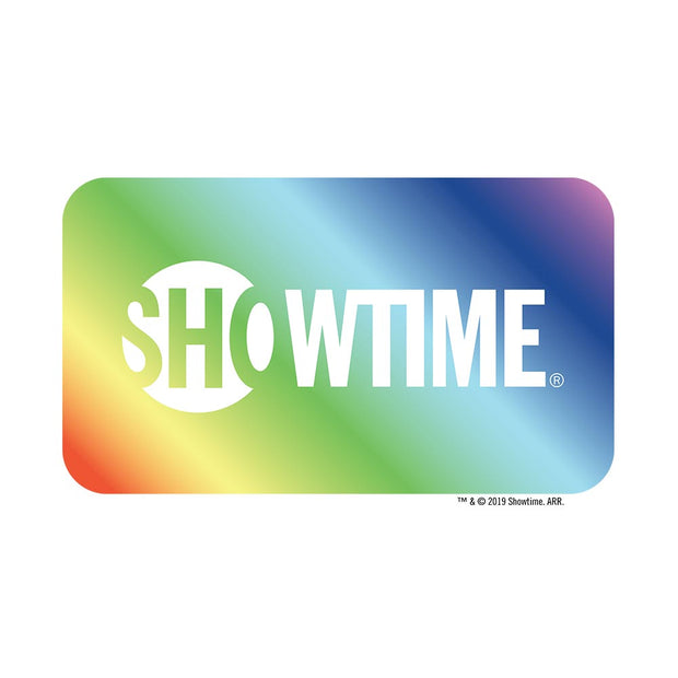 SHOWTIME Pride Box Adult Tank Top