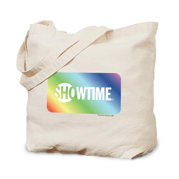 Showtime Pride Box Canvas Tote