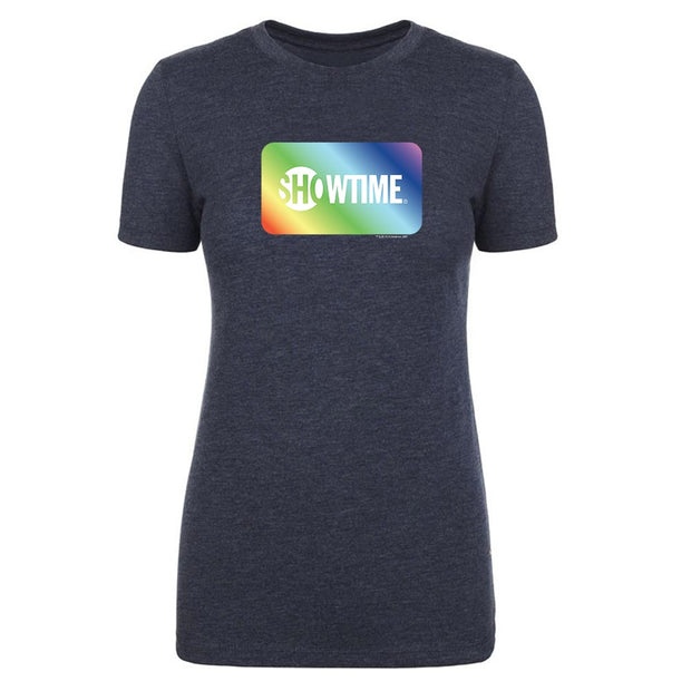 Showtime Pride Box Women's Tri-Blend T-Shirt