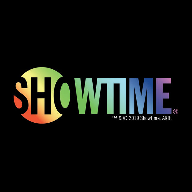 SHOWTIME Pride Logo Adult Short Sleeve T-Shirt