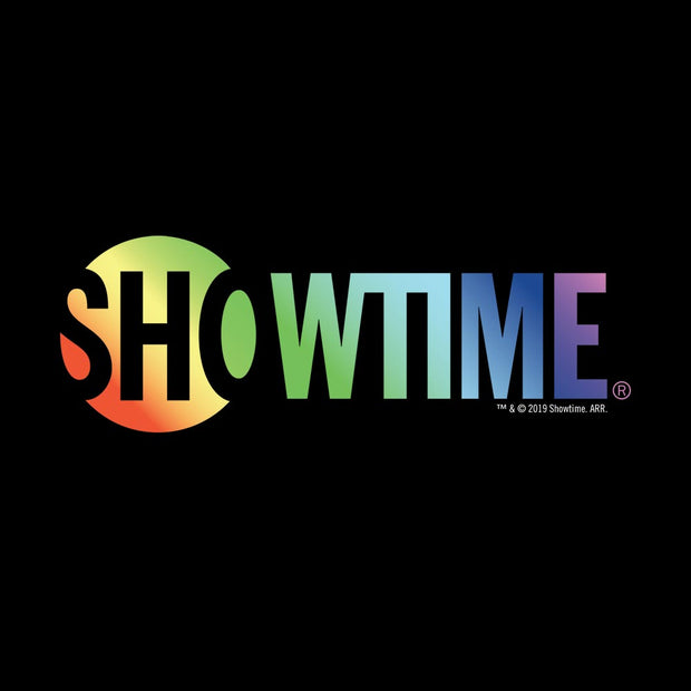 SHOWTIME Pride Logo Women's Relaxed Short Sleeve T-Shirt