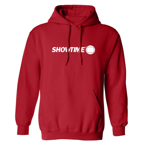 SHOWTIME Retro Logo Fleece Hooded Sweatshirt