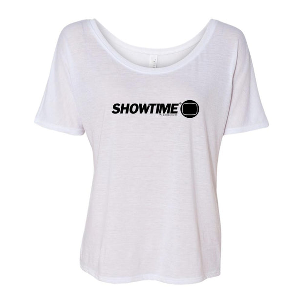 Showtime Retro Logo Women's Relaxed Short Sleeve T-Shirt