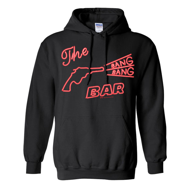 Twin Peaks Bang Bang Bar Fleece Hooded Sweatshirt