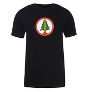 Twin Peaks Bookhouse Boys Patch Adult Short Sleeve T-Shirt