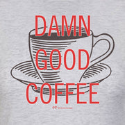 Twin Peaks Damn Good Coffee Cup Women's Tri-Blend T-Shirt