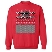 Twin Peaks Damn Good Holiday Fleece Crewneck Sweatshirt