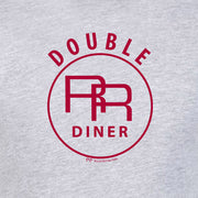 Twin Peaks Double R Diner Adult Short Sleeve T-Shirt