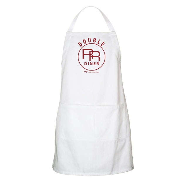 Twin Peaks Double R Diner Apron - With Pockets