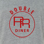 Twin Peaks Double R Diner Women's Tri-Blend Dolman T-Shirt