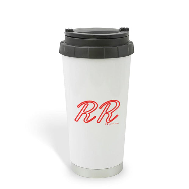 Twin Peaks Double R Diner Neon Logo 16 Stainless Steel Travel Mug