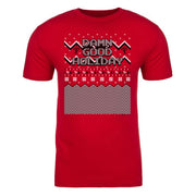 Twin Peaks Damn Good Holiday Adult Short Sleeve T-Shirt