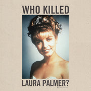 Twin Peaks Who Killed Laura Palmer? Canvas Tote Bag