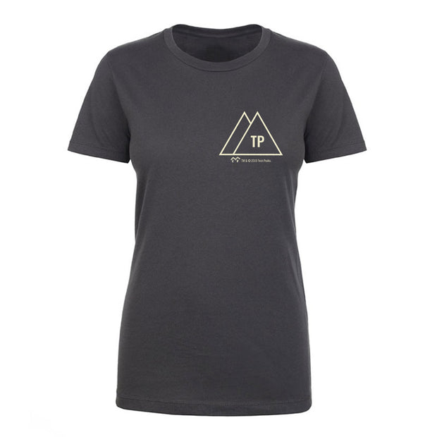 Twin Peaks TP Peaks Women's Short Sleeve T-Shirt