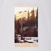 Twin Peaks Picturesque Postcard Adult Long Sleeve T-Shirt