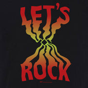 Twin Peaks Let's Rock Adult Short Sleeve T-Shirt