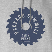 Twin Peaks Packard Sawmill Blade Fleece Hooded Sweatshirt