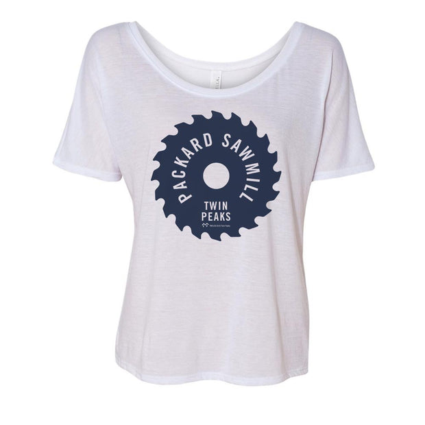 Twin Peaks Packard Sawmill Blade Women's Relaxed T-Shirt