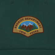 Twin Peaks Sheriff's Department Embroidered Hat